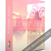 Pixel film studios bokeh bliss fashion theme for fcpx icon
