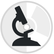 Drive scope disk health and maintenance icon