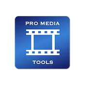 Pro media tools icon