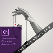 Adobe character animator cc 2018 icon
