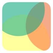 Calming circles 2 icon