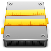 Disk cleaner cleanup drive icon