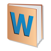 Wordweb pro dictionary icon