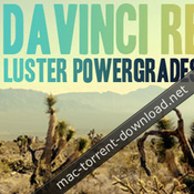 Luster power grades for davinci resolve icon