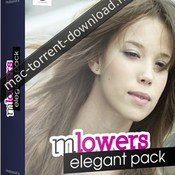 Motionvfx mlowers elegant pack icon