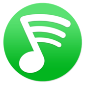 Spotify audio converter platinum icon