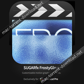Sugarfx frostyglass icon