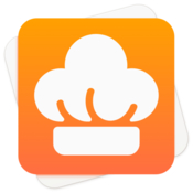 Gn food books for ibooks author templates bundle icon