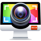 Screen recorder hd pro icon