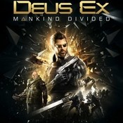 Deus ex mankind divided game icon