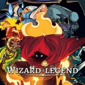 Wizard of legend game icon