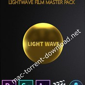 Lightwave film lut master pack icon
