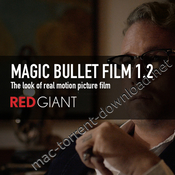 Red giant magic bullet film 1 2 icon