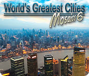 Worlds greatest cities mosaics 6 icon