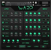 Ecliptiq audio warp icon