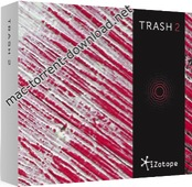 Izotope trash 2 distort mangle transform icon