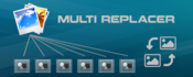 Multi replacer for after effects icon