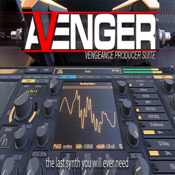 Vengeance producer suite avenger icon