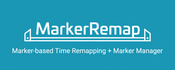 Marker remap for after effects icon