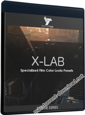 Spectrum lab x lab luts icon