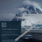 Adobe lightroom classic cc 2019 v8 icon