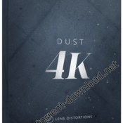 Lens distortionsdust 4k icon