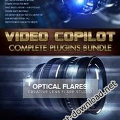 Video copilot complete after effects plugins bundle icon