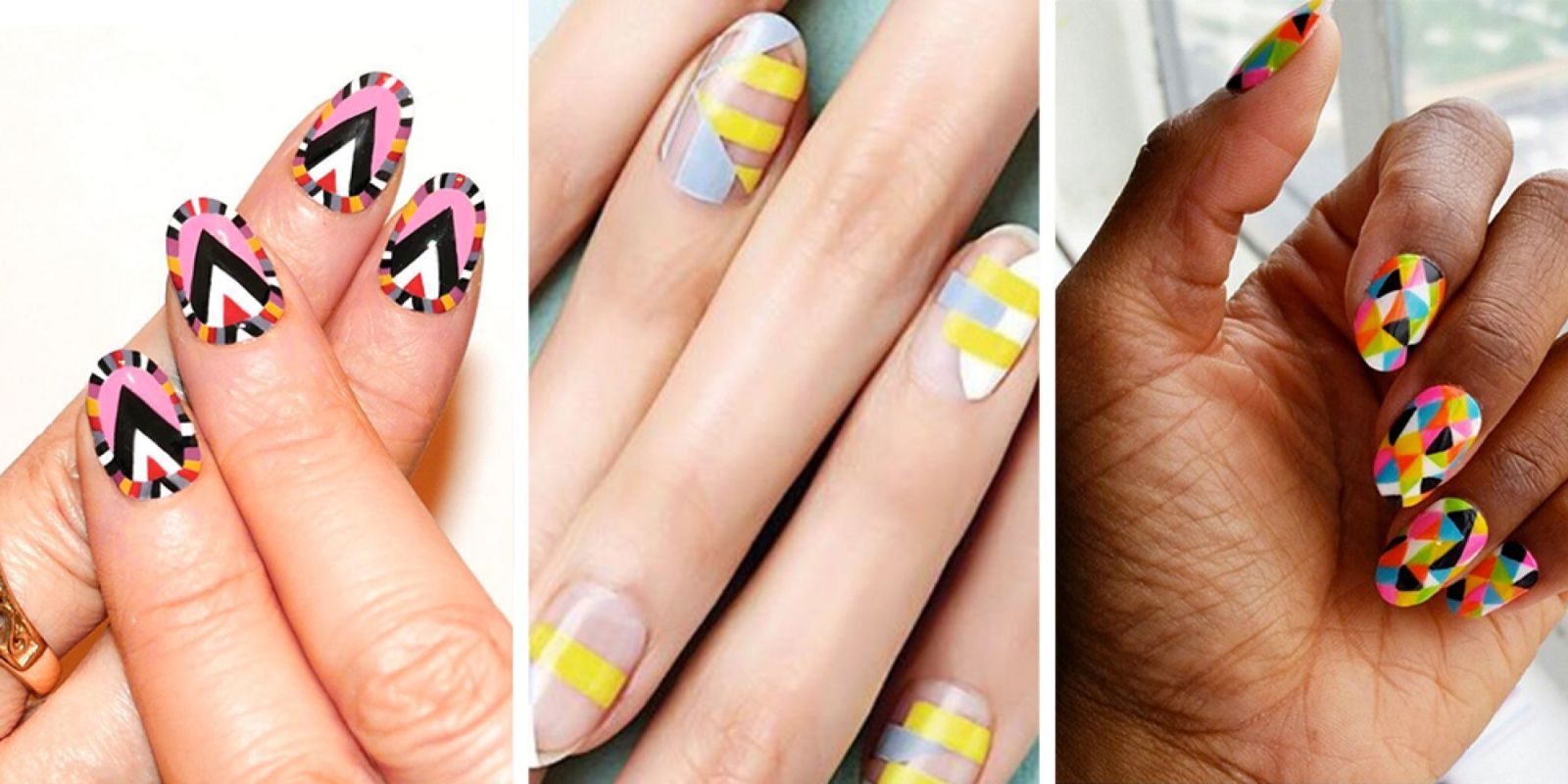 Hot Nail Designs For Summer 2015 50 Tropical Nail Art