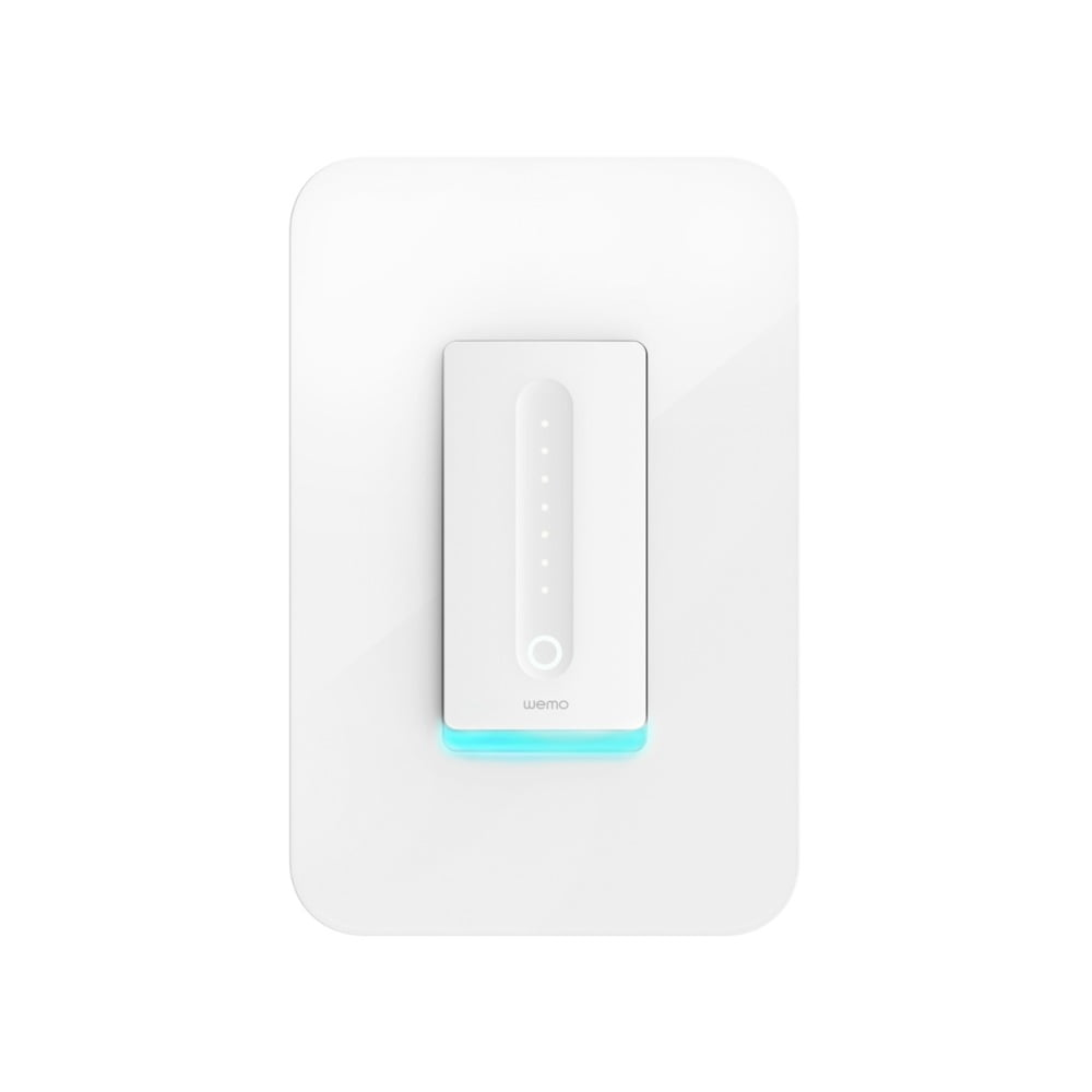 Smart Home Dimmer Belkin Führt Wemo Wlan Smart Dimmer Mit Home Kit Kompatibilität
