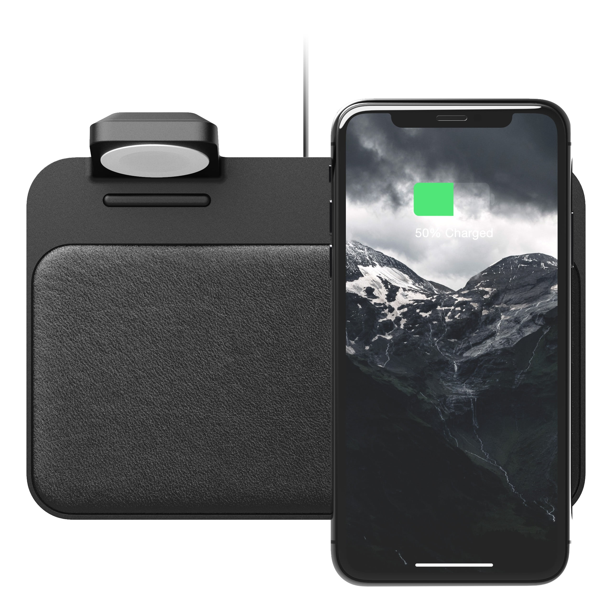 Qi Ladestation Nomad Base Station Als Alternative Zur Apple Airpower Qi