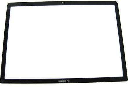 Jual Glass Frame Screen MacBook Pro 15 inch