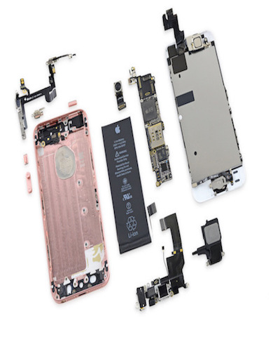 iPhone Spare Parts