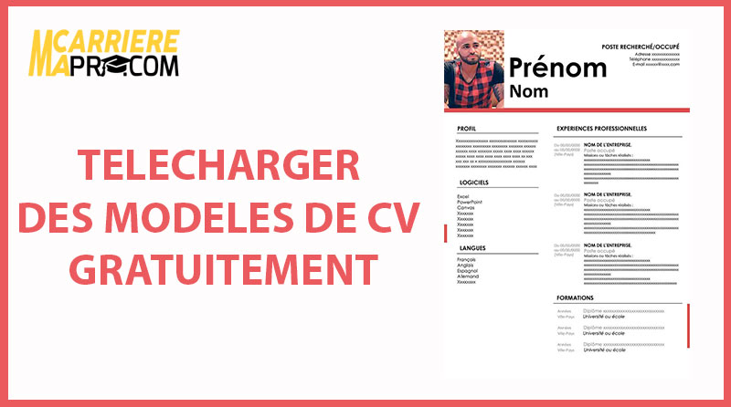 modifier un cv clic and job
