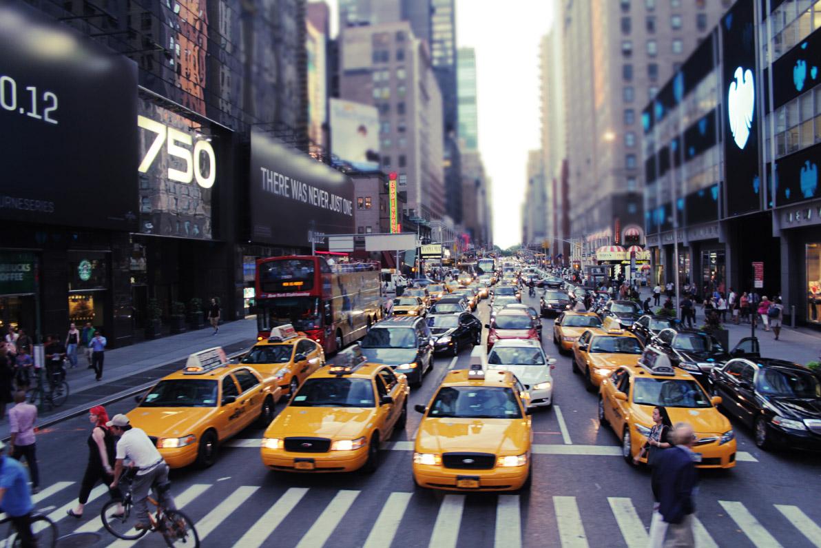 Fall In New York Wallpaper New York City Under High Traffic Alert The Macaulay