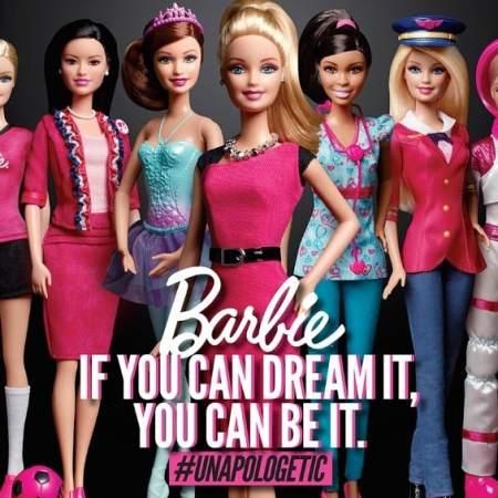 Carrière en financiele vooruitgang dankzij Barbie
