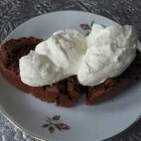 Cake bakken zonder melk, eieren en boter