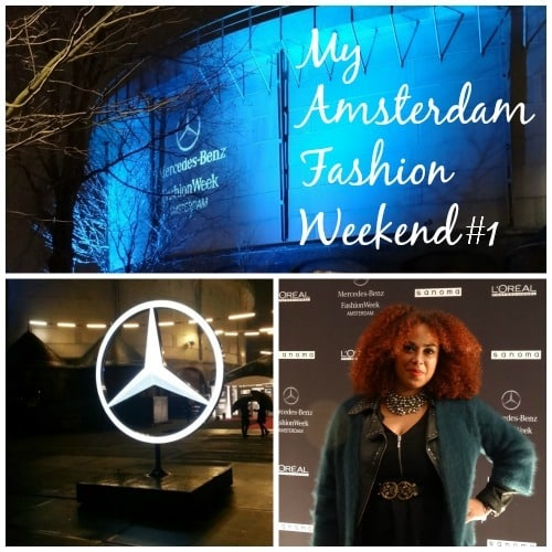 Mercedes Benz Amsterdam Fashion Week
