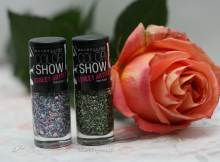 Maybelline Color Show Street Artist Boom Box Black & White Splatter