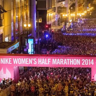Nike We Run Amsterdam