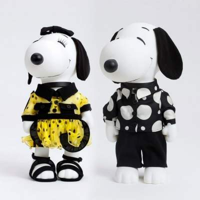 Expositie: Snoopy and Belle in Fashion te zien in Nederland