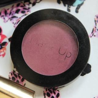 The mother of all blush: Black Up New Blush Plum