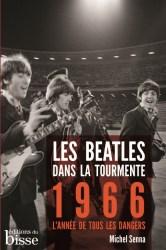 Les Beatles dans la tourmente couv