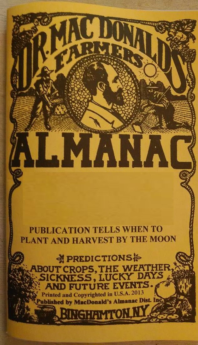 Wholesale Company In Us 2020 Macdonald 39;s Farmers Almanac
