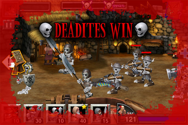 Army of Darkness Tower Defense