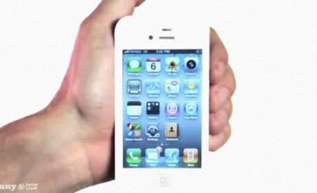 iPhone 4 Parody video