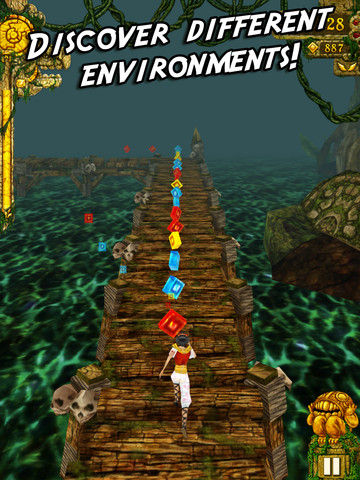 Temple Run iPhone 01