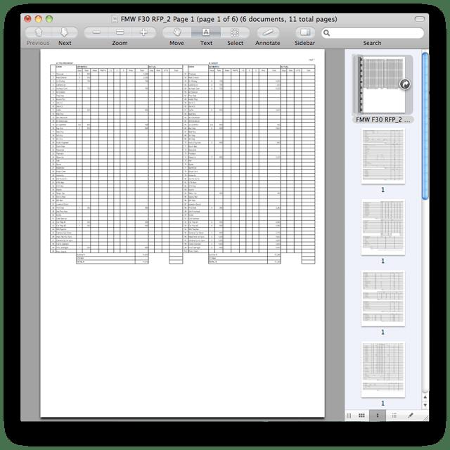 Combine PDFs in Mac OS X 6