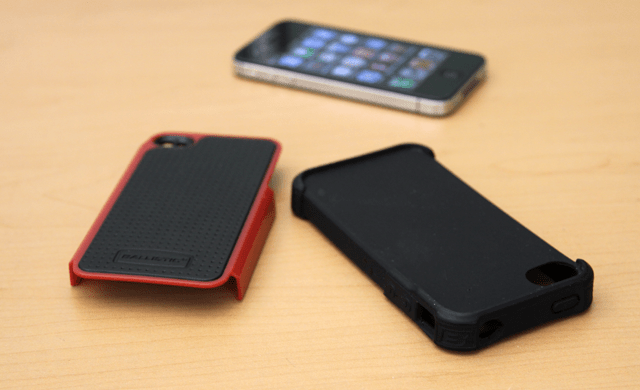 Ballistic_Shell Gel iPhone Case