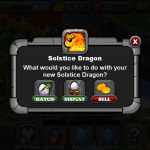 DragonVale SOLSTICE Dragon