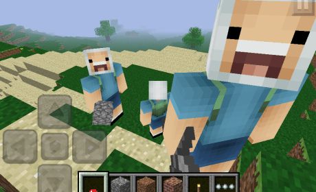 Adventure Time Minecraft